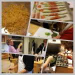 Oil Tasting at Academie Culinare 2