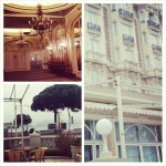 Group site visit in Cannes