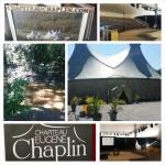 Chapiteau Eugene Champlain