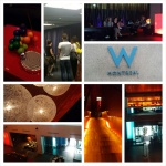 Site Visit with Students at the WHotel