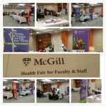 Health Fair Employee McGill