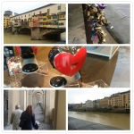 Site seeing in Florence with Zio e Zia 1