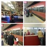 Train Adventure Florence to Napoli