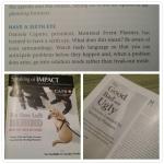 Mag Speaking of IMPACT article
