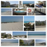 Abu Dhabi Beach St Regis Hotel