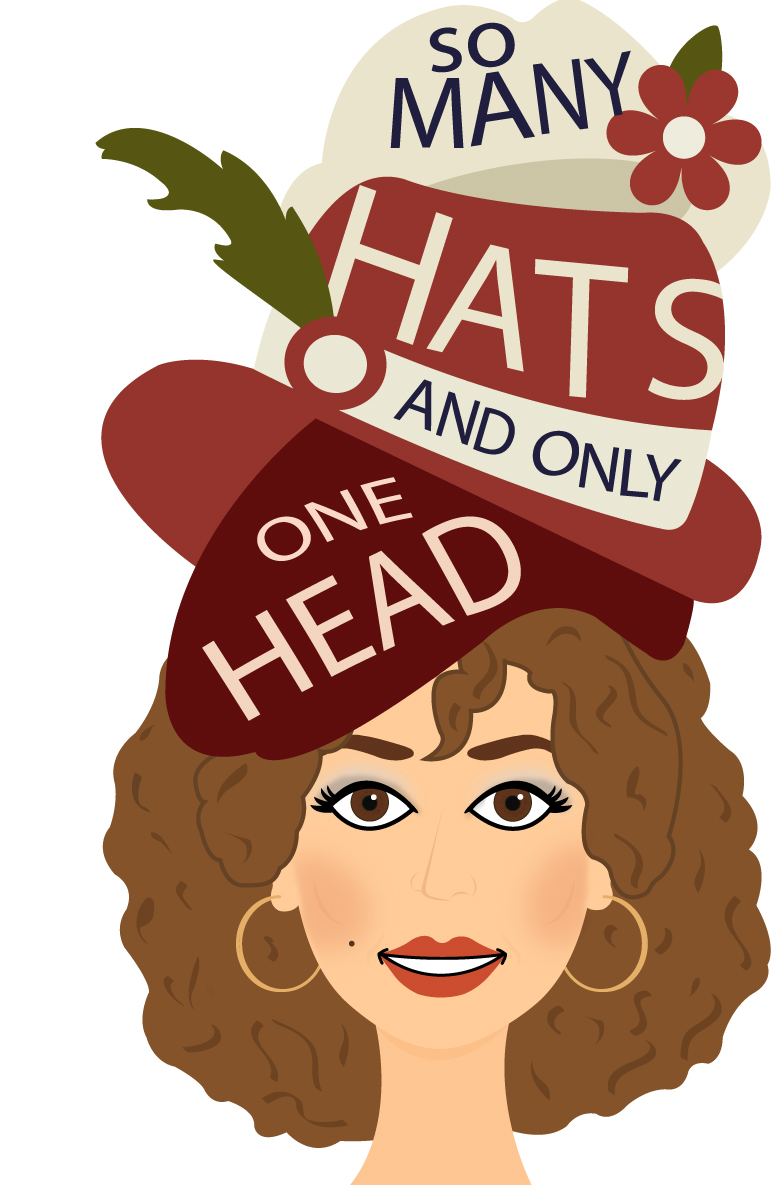 Woman that Wears many Hats