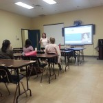 Nathalie Mailhot Class Speaker