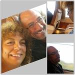 Seattle Vancouver Train ride 1