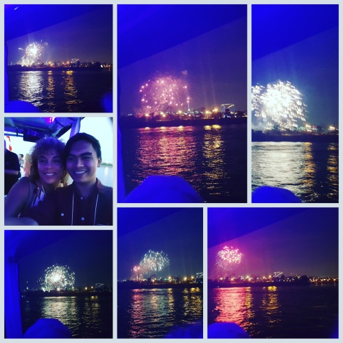 Fire Works Festival Montreal